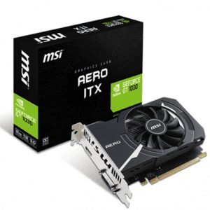 MSI NVIDIA Geforce GT 1030 Aero