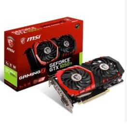 MSI NVIDIA Geforce GTX 1050 TI Gaming