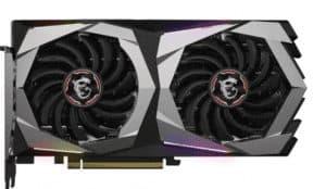 MSI NVIDIA GeForce RTX2060 Gaming Z