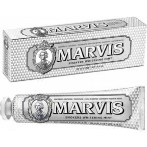 Marvis Sigara İçenler İçin Diş Beyazlatıcı Diş Macunu