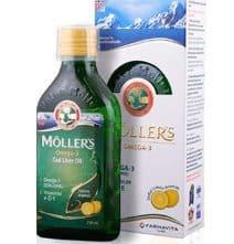 Mollers Omega 3 Balik Yağı