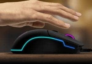 Cooler Master CM110 RGB Optik Gaming Mouse