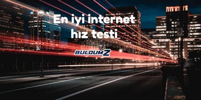 en iyi internet hız testi