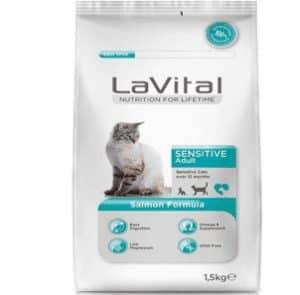 La Vital Somonlu Yetişkin Kedi Maması