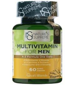 Nature Supreme Multivitamin