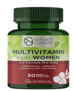 Nature Vitamin For Women