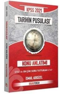 Doğru Tercih Yayınları Tarihin Pusulası KPSS 2021