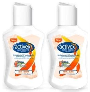 Activex Antibakteriye El Temizleme Jeli