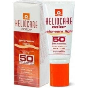 Heliocare Gelcream Color Light Spf 50
