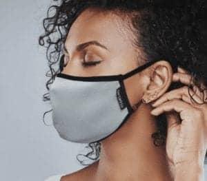 Ion Safe Go Gümüş Iyonlu Sertifikalı Ayarlanabilir Gri Maske