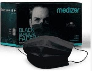 Medizer Full Ultrasonik Cerrahi Ağız Maskesi 3 Katlı Spunbond Kumaş