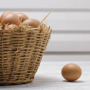 Mutlu Sebzeler Doğal Köy Yumurtası