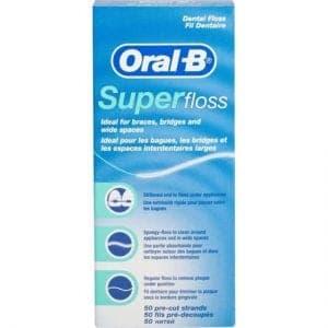 Oral-B Diş İpi Super Floss