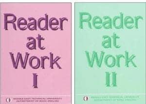 reader at work
