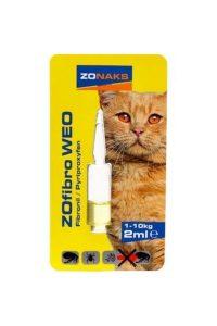 Zonaks Kedi Bit Pire Ense Damlası