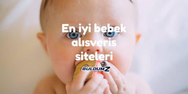bebek alışveriş siteleri