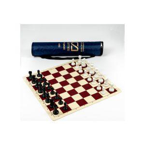 Ca Games Profesyonel Satranç Takımı - Büyük Boy