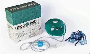 Dodo Kompresörlü Kapaklı Nebulizatör Cihazı