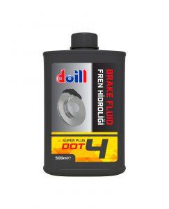 Doill Dot 4 Fren Hidrolik Yağı