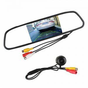 Ekranlı Dikiz Aynası Ve Geri Görüş Kamerası