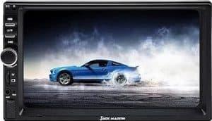 Jack Martin JM-701 Double Oto Teyp + Geri Görüş Kamerası