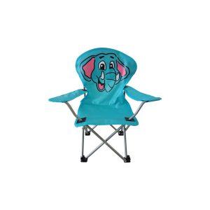 Joystar Fil Figürlü Katlanır Çocuk Kamp Sandalyesi