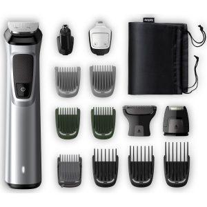 Philips MG7720/15 Erkek Bakım Seti 14'ü 1 arada Saç & Sakal Şekillendirici + Vücut Kiti