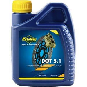 Putoline Fren Hidrolik Yağı Dot 5.1