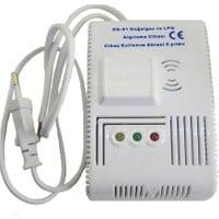 Safegas Sg-01 Gaz Alarm Cihazı