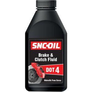 Snc Oil (Dot-4) Fren Sıvısı