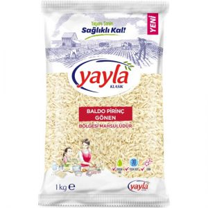 Yayla Gönen Baldo Pirinç