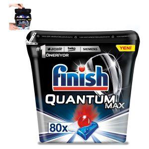 Finish Quantum Max Bulaşık Makinesi Deterjanı
