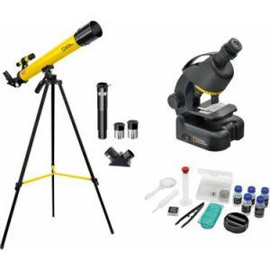 National Geographic Gelişmiş Teleskop ve Mikroskop Seti