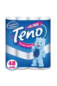 TenoUltra Tuvalet Kağıdı - 48 Rulo