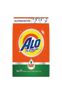 Alo Platinum Toz Çamaşır Deterjanı Fairy Etkili