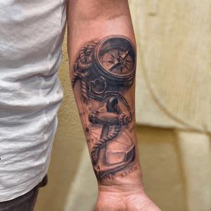 Anatolia Tattoo / Erdoğan Çavdar