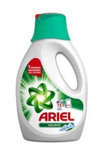Ariel Beyazlar ve Renkliler İçin Dağ Esintisi Sıvı Çamaşır Deterjanı
