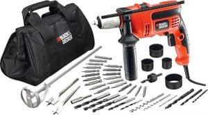 Black&Decker CD714CREW2 Darbeli Matkap