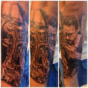 Diagon Tattoo