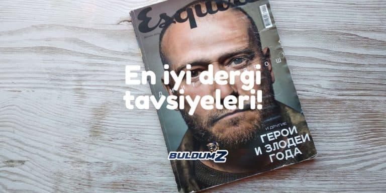 en iyi dergi