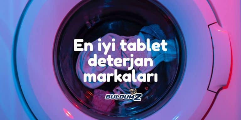 en iyi tablet deterjan