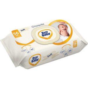 Evy Baby Islak Havlu Soft