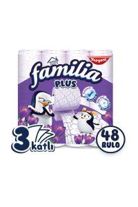 FamiliaPlus Parfümlü Tuvalet Kağıdı 48 Rulo