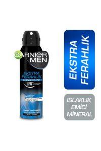 Garnier – Men Ekstra Ferahlık Erkek Deodorant