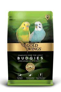 Gold WingsPremium Muhabbet Kuşu Yemi