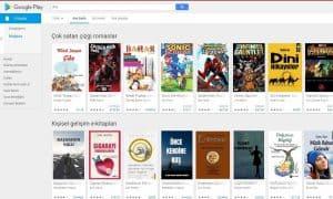 Google Play Kitaplar