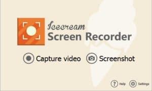 Ice-cream Screen Recorder