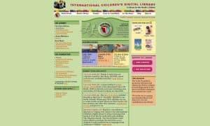 International Children's Digital Library