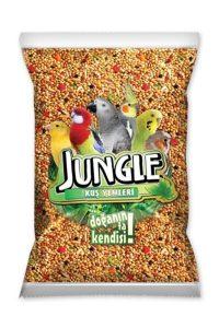 Jungle Muhabbet Kuşu Yemi