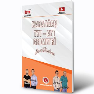 Karaağaç Yayınları - TYT- AYT Geometri Soru Bankası